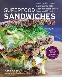 Superfood Sandwiches: Crafting Nutritious Sandwiches with Superfoods for Every Meal and Occasion - Sandwiches