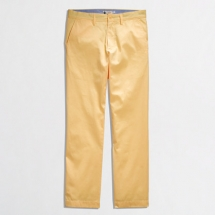 Surf Yellow Chinos from J Crew - Clothes