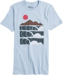 Swell Line Up SS Tee - T-Shirts