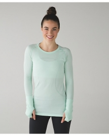 Swiftly Tech Long Sleeve Crew - I LUV Lululemon