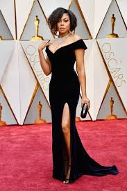 Taraji P- Kills it at the Oscars  - Ab Exercises