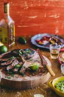 Tequila and Lime Marinated Steak - Cooking Ideas