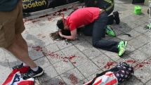Terror at Boston Marathon: 3 dead, 154 wounded - In the news