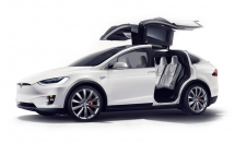 Tesla Model X - Awesome Rides