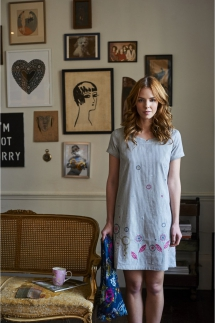 Tetbury Embroidered Tunic - Clothes for Summer in London Town
