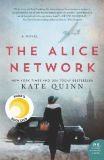 The Alice Network by Kate Quinn - Books to read