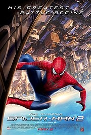 The Amazing Spider-Man 2 - I love movies!