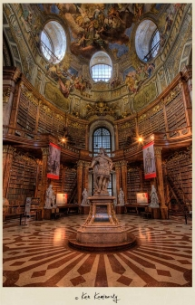 The Austrian National Library - Libraries