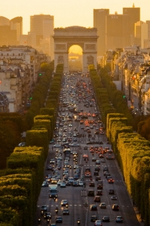 The Avenue des Champs-Élysées, Paris, France - Awesome Avenues [photos]