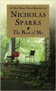 The Best of Me by Nicholas Sparks - Christmas gift ideas for the Wife
