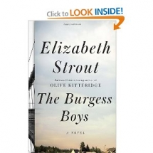 The Burgess Boys by Elizabeth Strout - Books