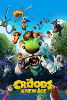 The Croods: A New Age - I love movies!