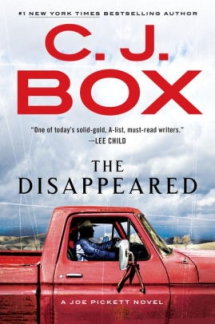 The Disappeared by C. J. Cox - Novels to Read