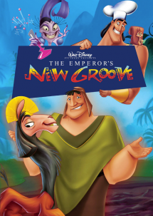The Emperor's New Groove - I love movies!