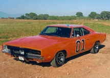 The General Lee - Cars & Motorcyles