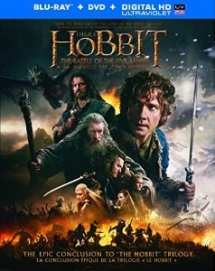 The Hobbit: The Battle of Five Armies - Favourite Movies