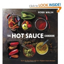 The Hot Sauce Cookbook - Books