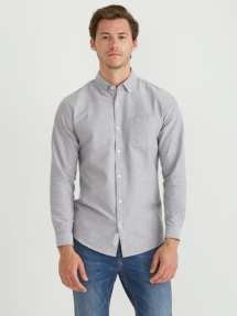 The Jasper Oxford Shirt - Long Sleeve Shirts