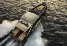 The Lamborghini Yacht By Mauro Lecchi - Motorboats