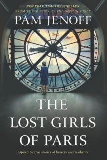 The Lost Girls of Paris by Pam Jenoff - Books to read