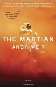 The Martian by Andy Weir - Books to read