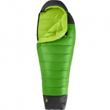 The North Face Green Kazoo Sleeping Bag: 5 Degree Down - Hiking & Camping