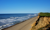 The North Sea off the coast of Sheringham - Pics I love