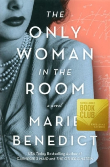 The Only Woman in the Room by Marie Benedict - Books to read