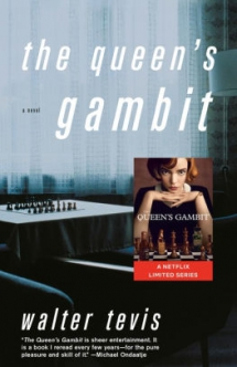 The Queen's Gambit by Walter Tevis - Books to read