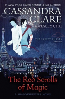 The Red Scrolls of Magic by Cassandra Clare - Books to read