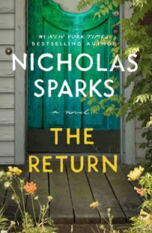 The Return by Nicholas Sparks - Books to read