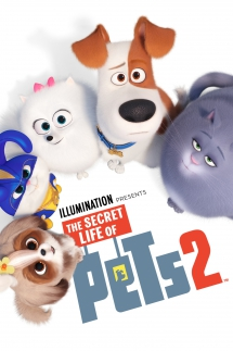 The Secret Life of Pets 2 - I love movies!