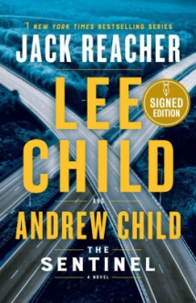 The Sentinel by Lee Child and Andrew Child - Novels to Read