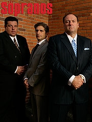 The Sopranos - My Fave TV Shows
