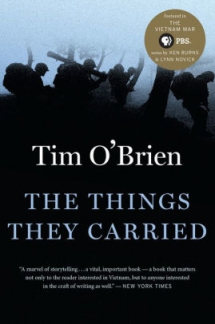 The Things They Carried by Tim O'Brien - Novels to Read