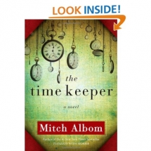 The Time Keeper by Albom - Books to read