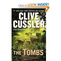 The Tombs by Clive Cussler - Books to read