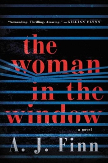 The Woman In The Window: A Novel - Books to read