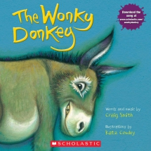 The Wonky Donkey by Craig Smith - Children's books