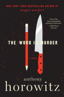 The Word Is Murder by Anthony Horowitz - Books to read