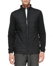 Theory Timo Lightweight Tech Jacket - Jackets & Coats