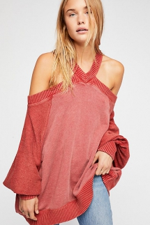 These Shoulders Pullover from Free People - My Style