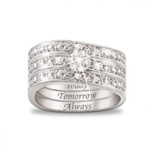 Three Band Ring - Wedding Ideas