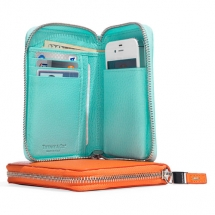 Tiffany & Co Smart Zip Wallet - Gifts