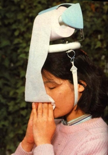 Toliet Paper Hat - Laughter is the best medicine