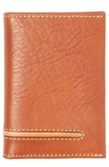 Tommy Bahama Leather Money Clip Card Case - Wallets