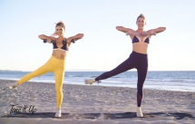 Total Body Sculpt In 7 Workout! Tone It Up Bikini Series - Fitness