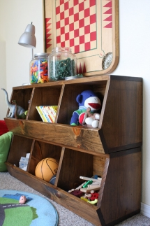 Toy Storage Ideas - Kid Stuff