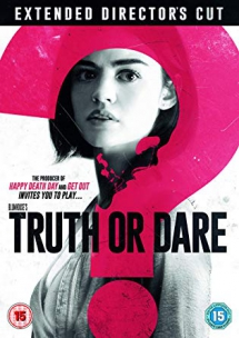 Truth or Dare - I love movies!