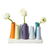 tube bud vase - Home Accents
